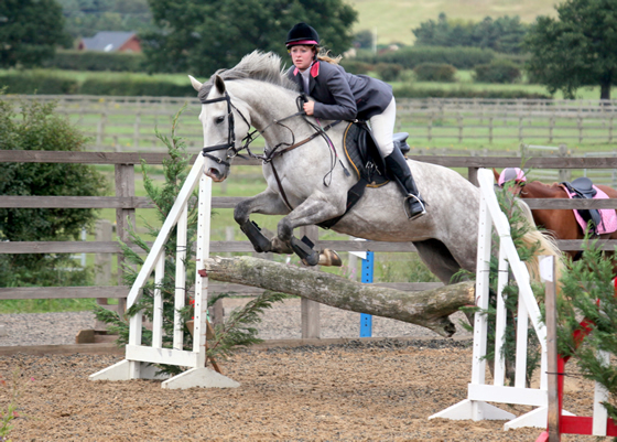 Arena Cross Country Competitions at Caistor Equestrian Centre