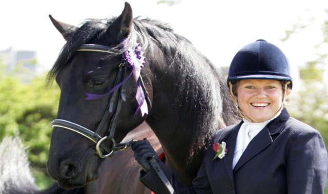 Festival of Showing at Caistor Equestrian Centre