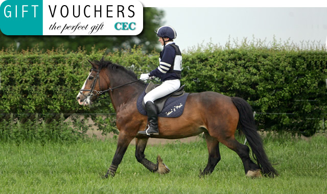 Gift Vouchers at Caistor Equestrian Centre