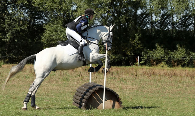 Hunter Trial at Caistor Equestrian Centre