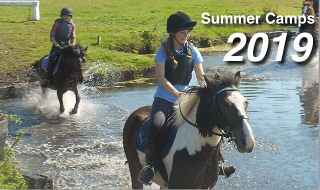 3 & 4 day Summer Camps at Caistor Equestrian Centre