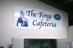 The Forge Cafeteria at Caistor Equestrian Centre